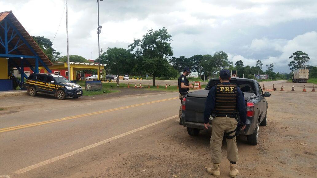 Dois acidentes são registrados em rodovia do AC durante Operação Semana Santa - Noticias