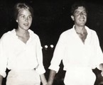 Leonard Cohen e Marianne Ihlen | Reprodução