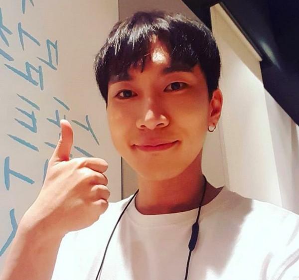 O músico de K-Pop Eunkwang (Foto: Instagram)