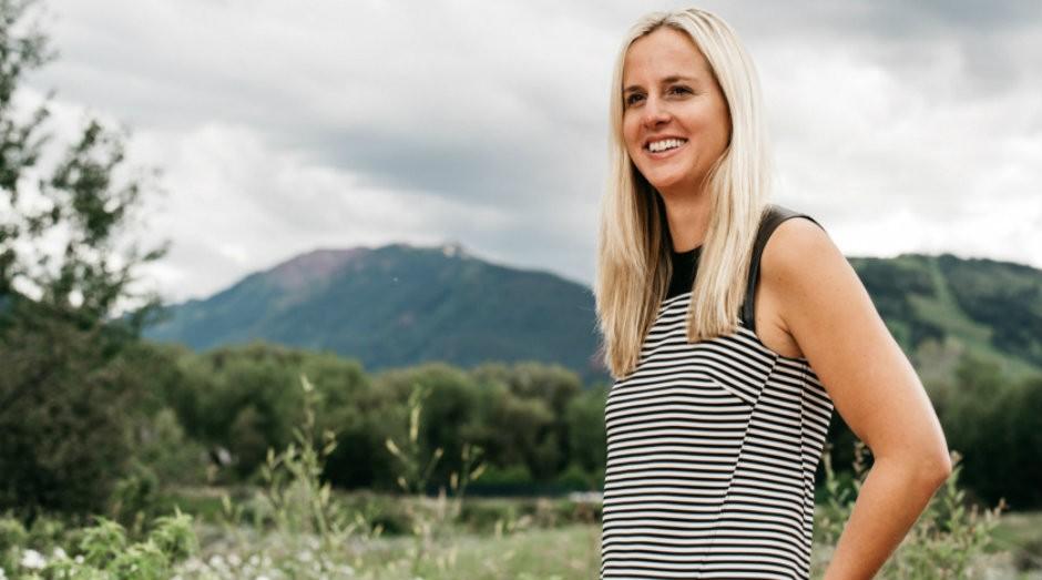 Lisa Falzone, fundadora da Athenas Security (Foto: Divulgação)