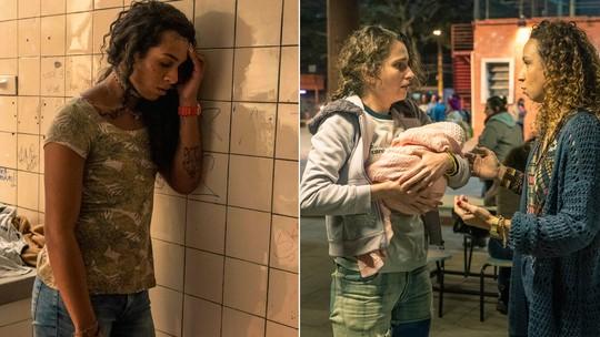'Segunda Chamada': cenas com Linn da Quebrada e Carol Duarte emocionam o público na web