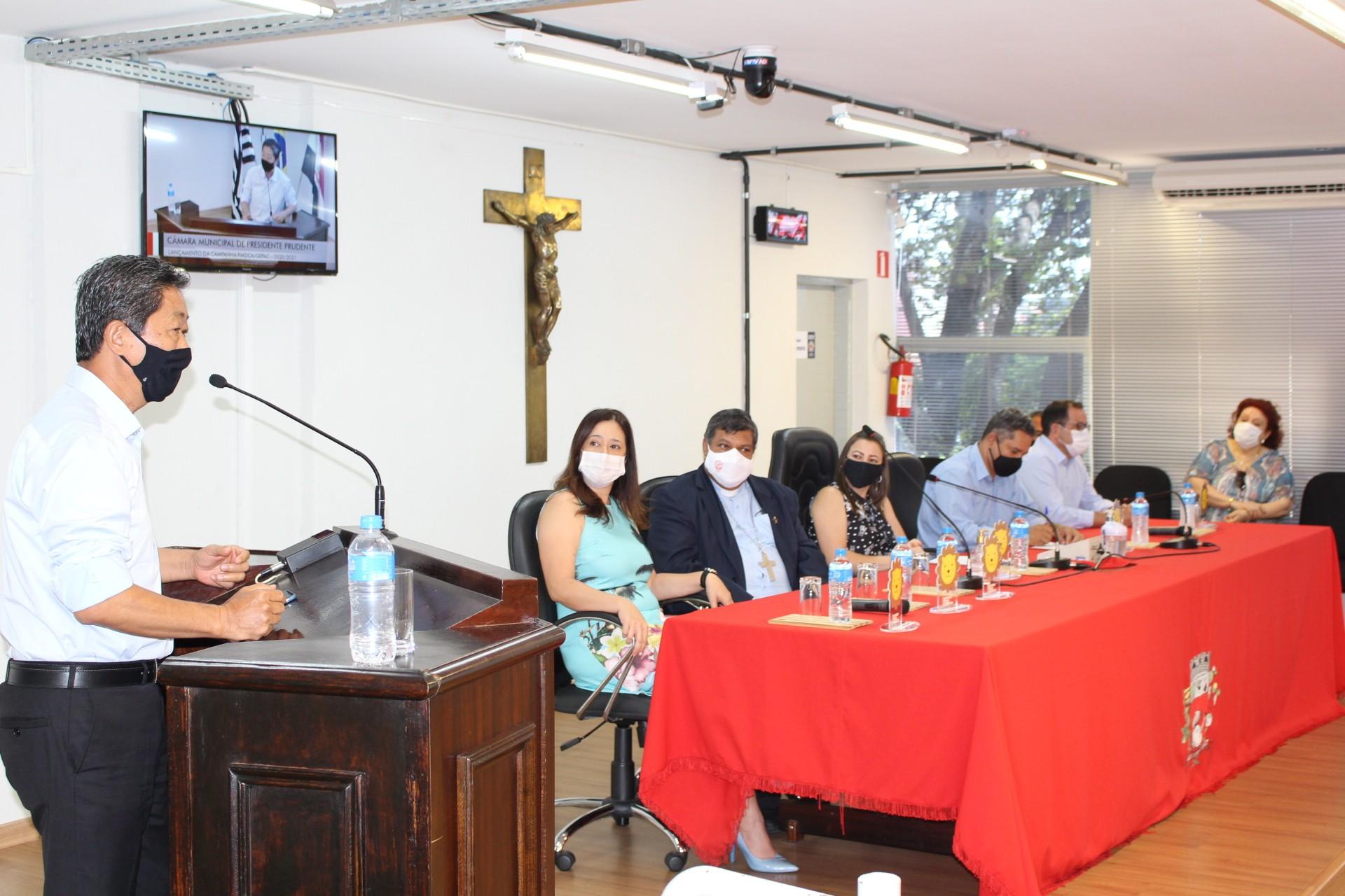 Gepac inicia campanha para conscientizar sobre importância da destinação do IR para projetos sociais em Presidente Prudente