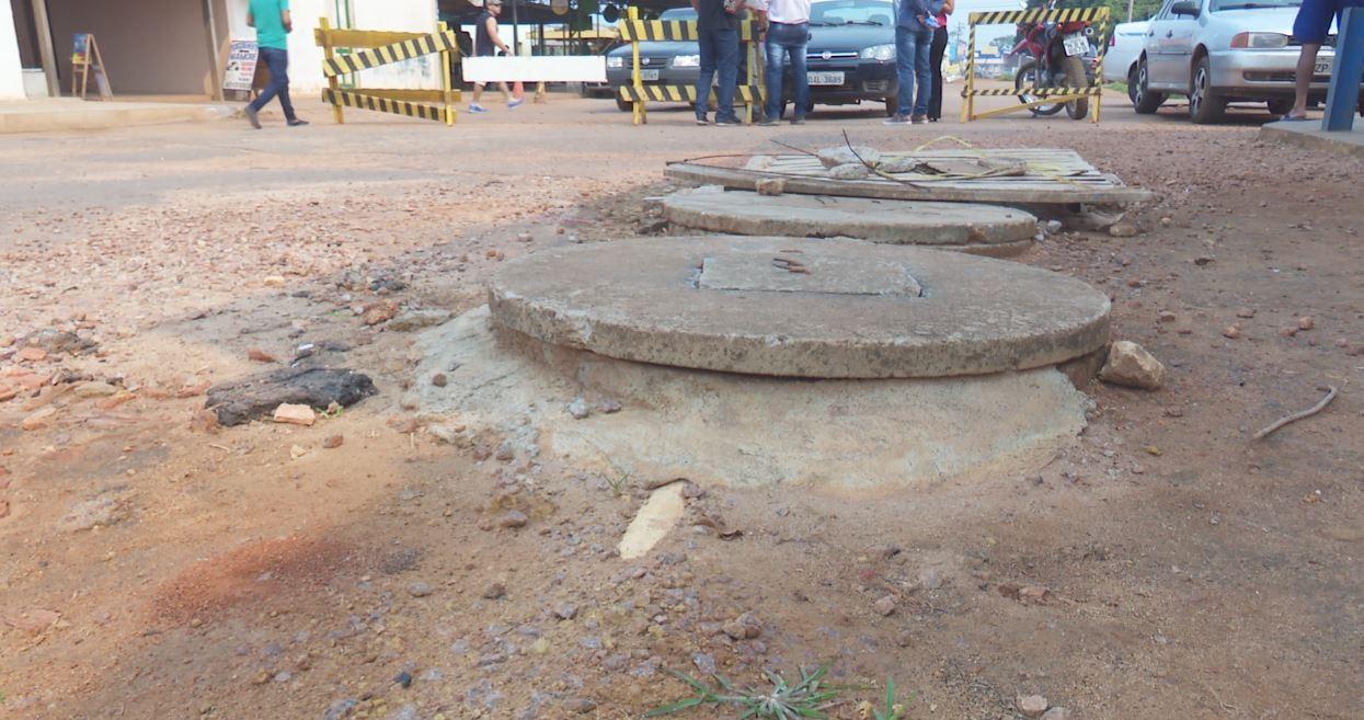 Após recomendação do MPF, fossa recebe manutenção no Porto de Guajará, RO