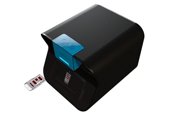Máquina de teste sanguíneo da Sight Diagnostics  (Foto: Divulgação)