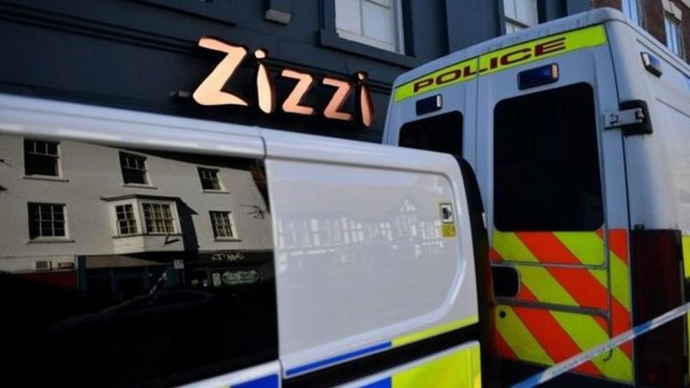 Restaurante e pub frequentado por ex-espião estão interditados. (Foto: AFP)
