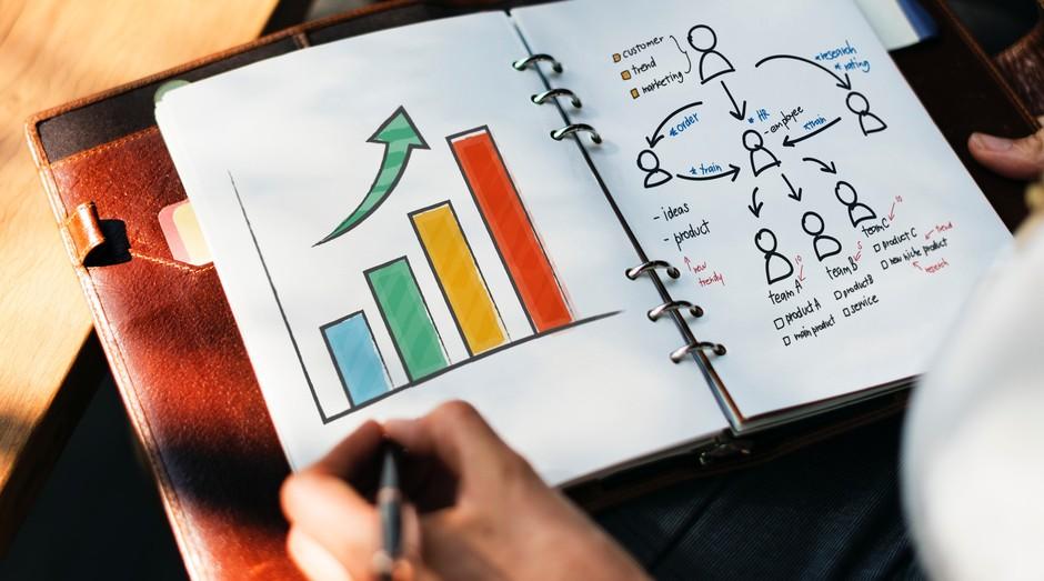 Documento, papel, burocracia, papelada, plano de negócios, plano, planejamento (Foto: Reprodução/Pexel)