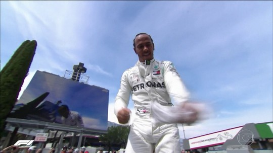 Lewis Hamilton vai largar na frente em Mônaco