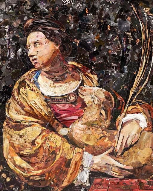 """Mostra """"Imaginárias"""", de Vik Muniz (Foto: Reprodução)"""