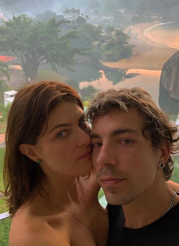 Isabeli Fontana e Di Ferrero (Foto: Reprodução/Instagram)
