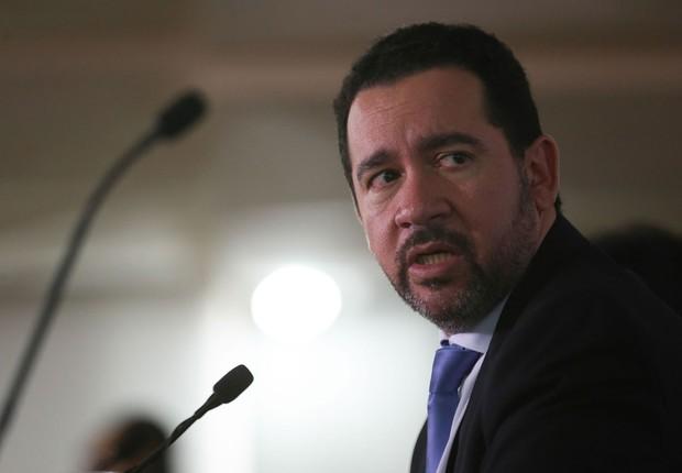 O ministro do Planejamento, Desenvolvimento e Gestão, Dyogo Oliveira (Foto: Fabio Rodrigues Pozzebom/Agência Brasil)