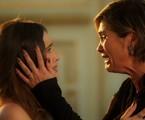 Luna (Juliana Paiva) se revela para Helena (Flávia Alessandra) | Divulgação