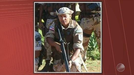 Policial militar morre em acidente de carro na BA-262, sul da Bahia