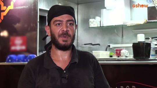 Cozinheiro sírio Fadi Nasef mostra delícias árabes preparadas no Ceará