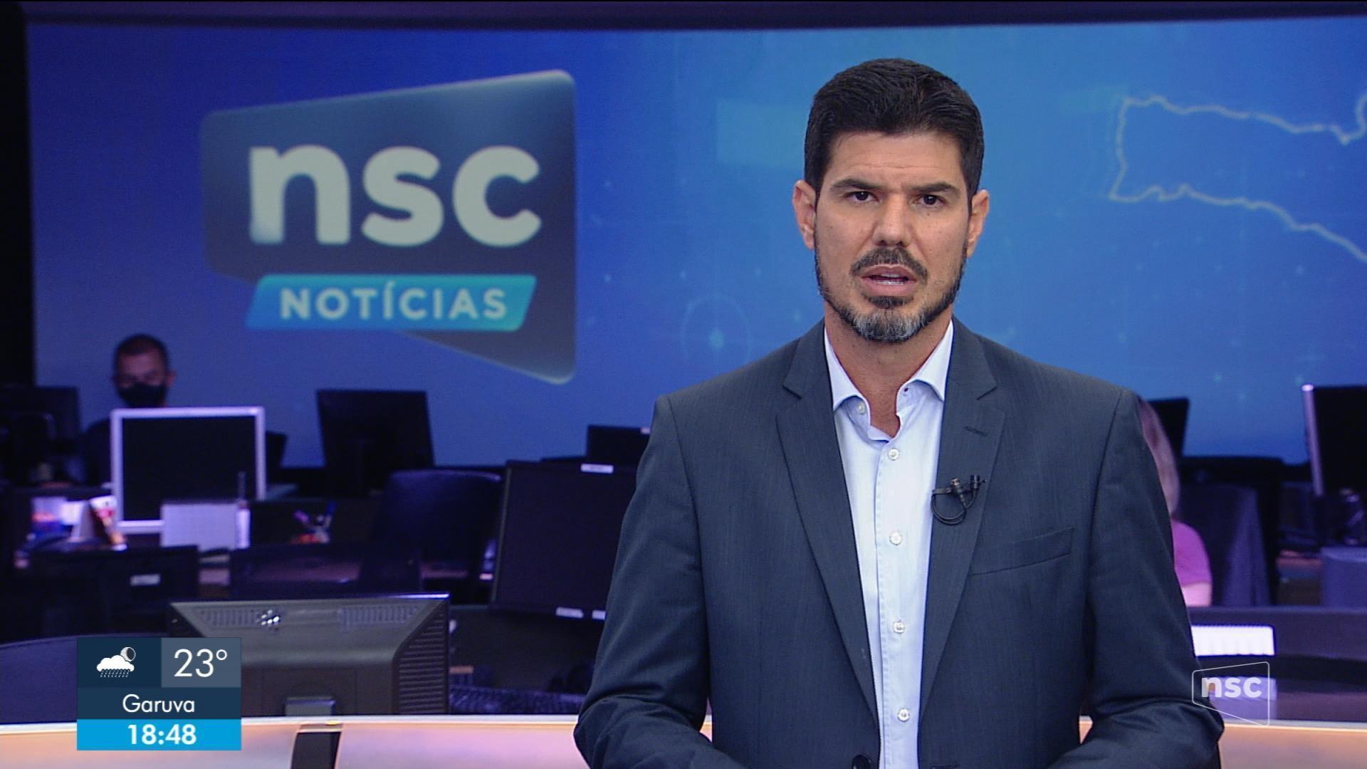 VÍDEOS: NSC Notícias de quarta-feira, 30 de setembro