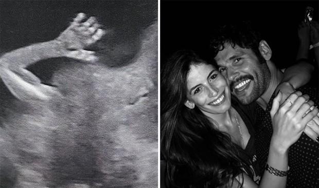 Dudu Azevedo e Fernanda Mader (Foto: Reprodução/Instagram)
