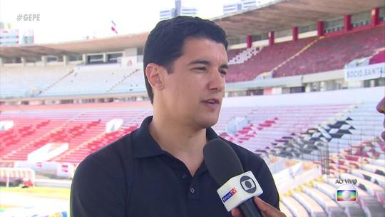 Santa Cruz revela negativas de Lisca e Roberto Fonseca para comando da equipe