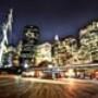 Papéis de Parede: Luzes da Cidade