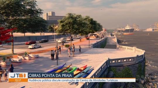 VÍDEOS: Jornal da Tribuna 1ª Edição de quinta-feira, 17 de outubro