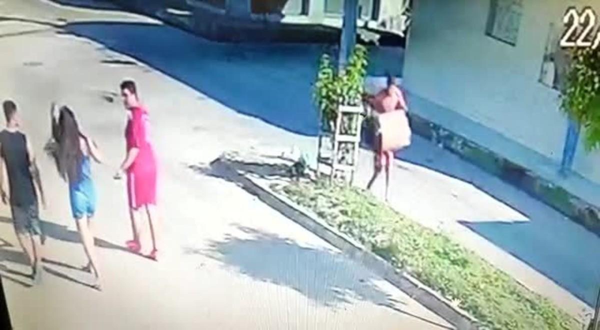 VÍDEO: Homem mata e descarta roupas da vítima no lixo em São Miguel dos Campos, AL