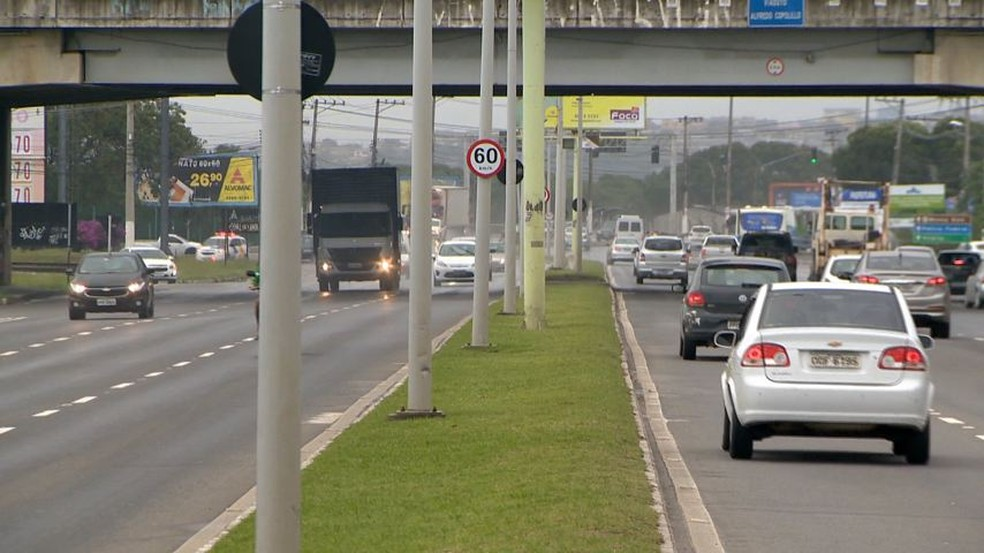 Maior parte dos acidentes aconteceu em vias municipais — Foto: Reprodução/ TV Gazeta