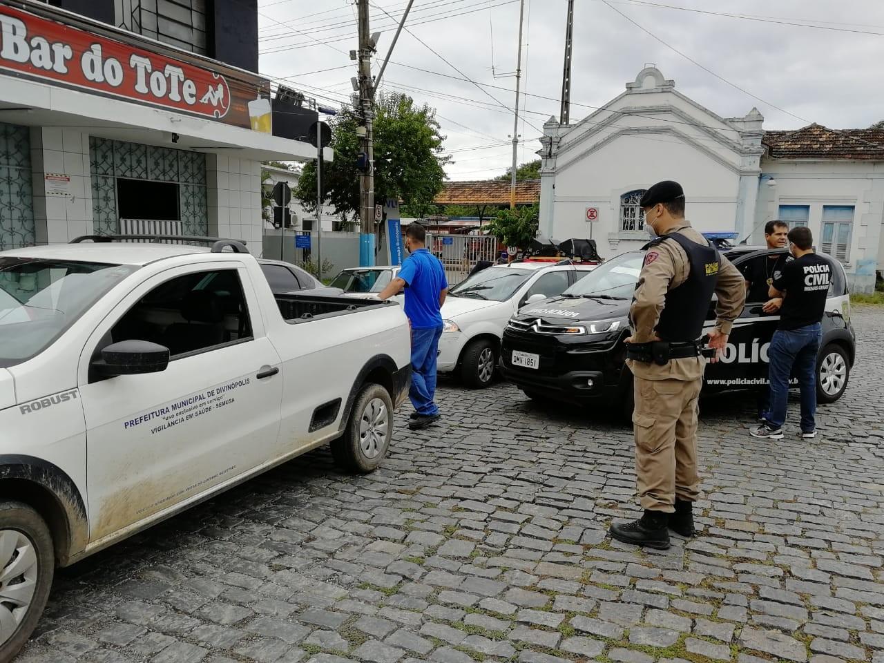 Coronavírus: Mais de 200 estabelecimentos comerciais são fiscalizados em Divinópolis