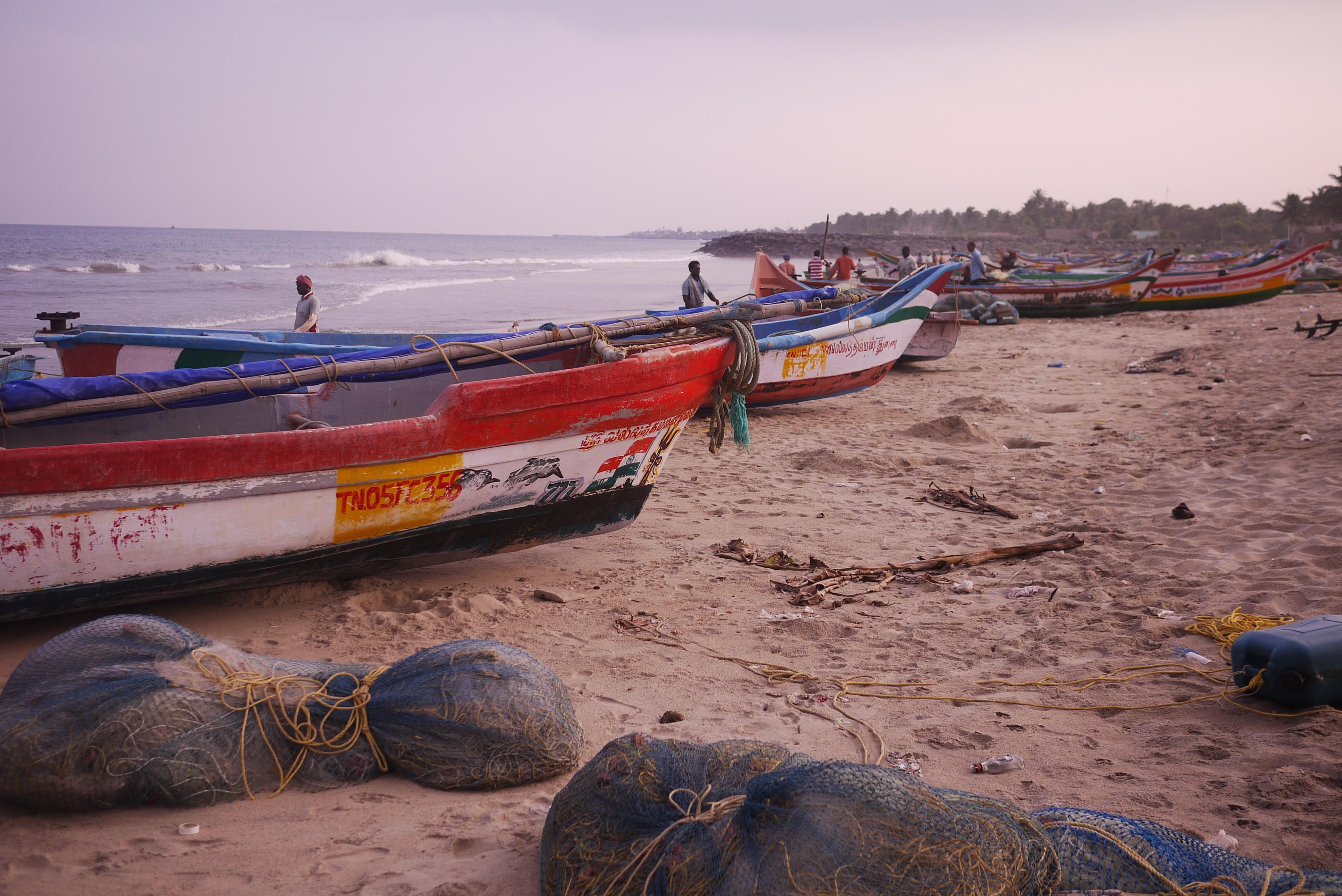 Pondicherry, Índia (Foto: Divulgação)