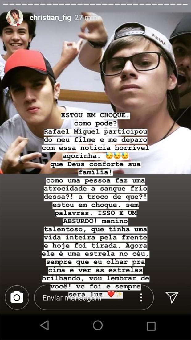 Christian Figueiredo (Foto: Reprodução/Instagram)