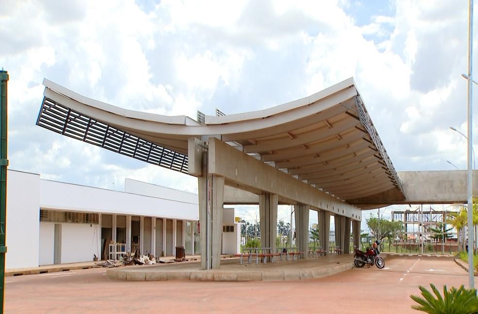 -  Terminal Novo Mundo será inaugurado no próximo dia 21  Foto: TV Integração/ Reprodução