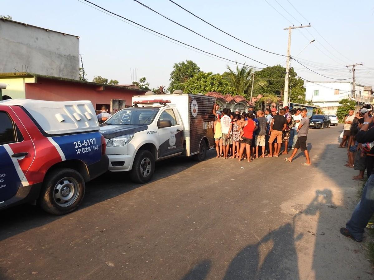Homem morre e três ficam feridos após serem baleados na Zona Leste de Manaus