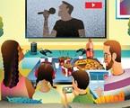 Interesses dos espectadores vêm mudando na pandemia | TV Globo