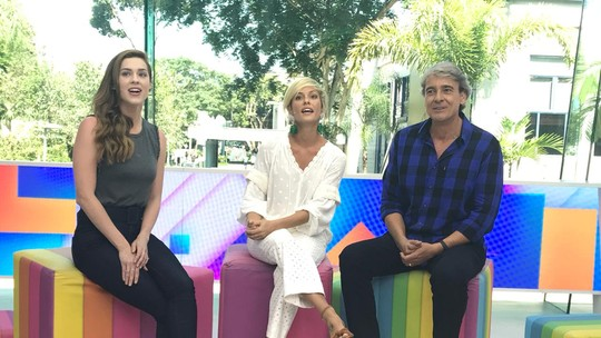 Fernanda de Freitas fala sobre estreia de 'O Sétimo Guardião': 'Estou há três dias sem dormir'