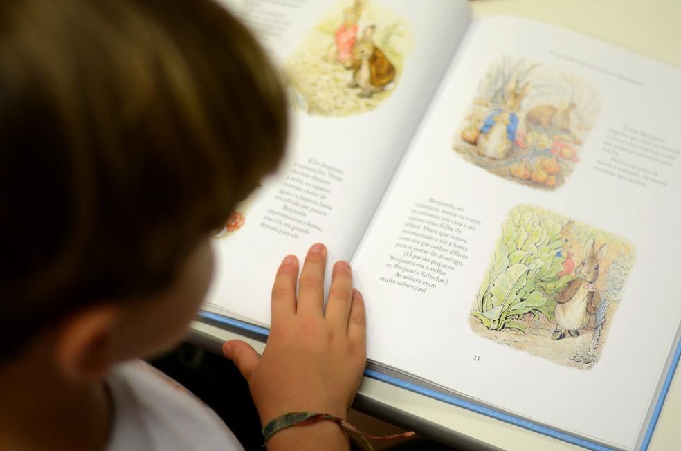 Educação básica é composta pelos ensinos fundamental e médio — Foto: Reprodução/Escola da Vila