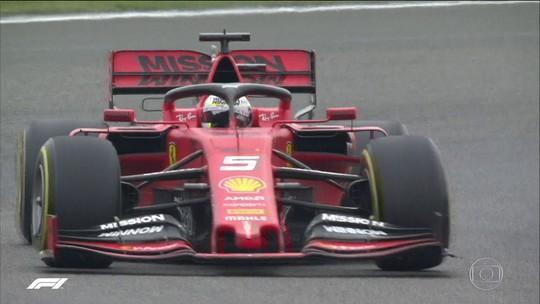 Ferrari chega pressionada ao GP do Azerbaijão