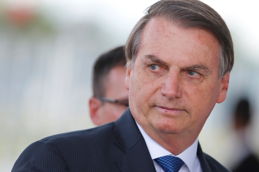 O presidente Jair Bolsonaro. — Foto: Adriano Machado/Reuters