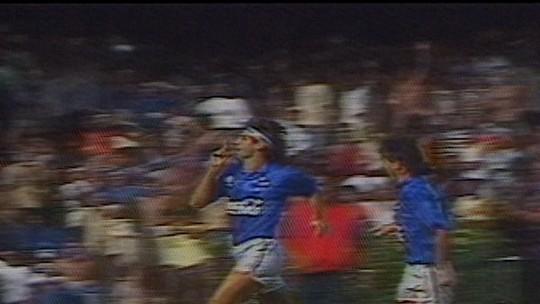 Presente x passado: Renato e Mano foram protagonistas em rivais da semi; relembre