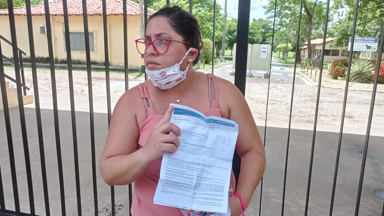 Enfermeira que pretendia vaga para medicina chega atrasada e perde prova do Enem em Teresina
