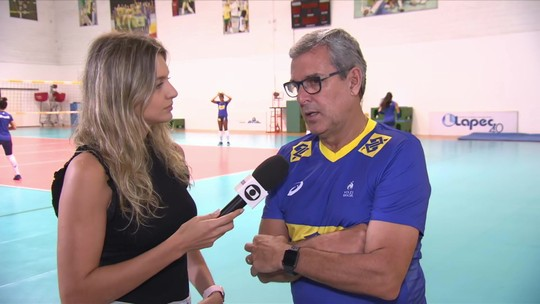 Com desfalques e Pré-Olímpico na cabeça, Zé Roberto abre caminho para novatas na Liga das Nações