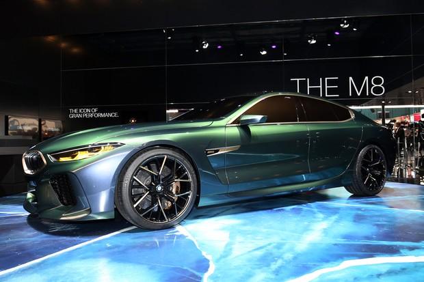 BMW M8 Gran Coupe (Foto: Newspress)