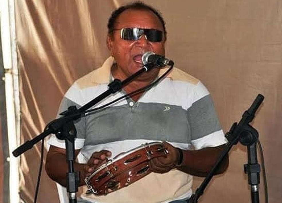 Afonso Moreira tinha 70 anos e morreu após complicações em decorrência da Covid-19 — Foto: Arquivo Pessoal