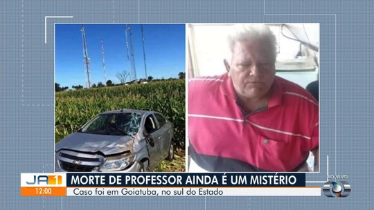 Professor universitário é encontrado amarrado e morto dentro de casa, em Goiatuba