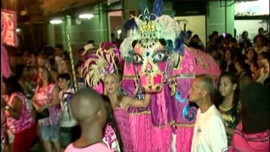 Carnaval do Boi Pintadinho de Muqui, ES, atrai 15 mil foliões