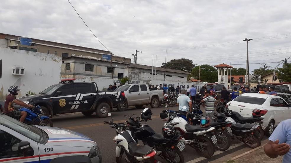 Operação Dilúvio de combate ao tráfico de drogas movimentou Monte Alegre — Foto: Reprodução/Redes Sociais