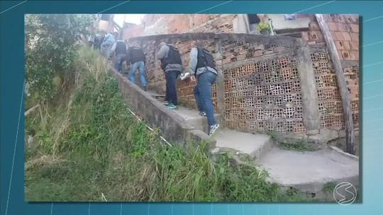 Grupo é preso por tráfico de drogas em operação em Paraíba do Sul, RJ