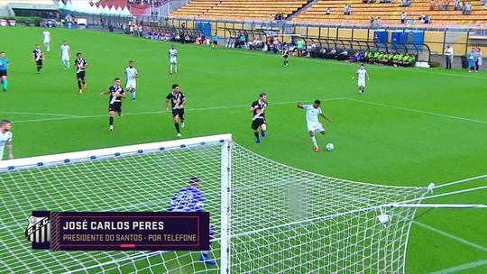 Peres no Seleção: Santos no Pacaembu, Flamengo e Palmeiras favoritos e convite ao filho de Paulo Nunes