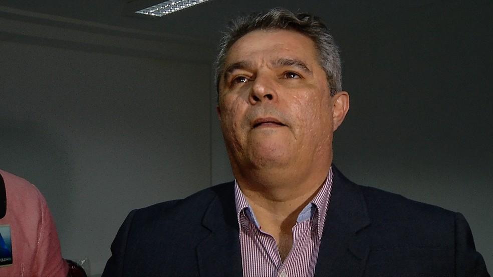 Felipe Augusto é presidente da Federação Nacional dos Atletas Profissionais (Foto: Reprodução)