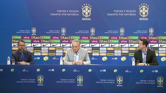 Tite reconhece: indisciplina pesou para Douglas Costa não ser convocado para a Seleção