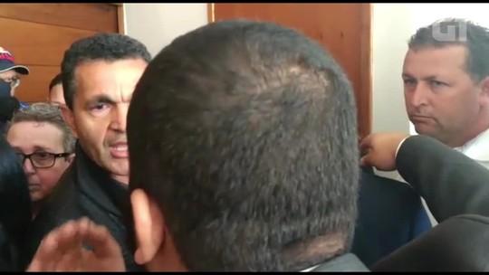 Reunião de secretária de Saúde termina em agressão e confusão na Câmara de Santo André