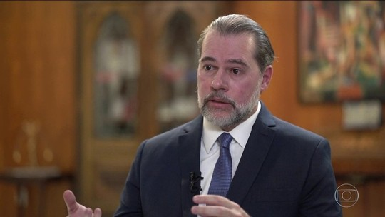 Toffoli diz que inquérito do STF descobriu ameaças 'gravíssimas'