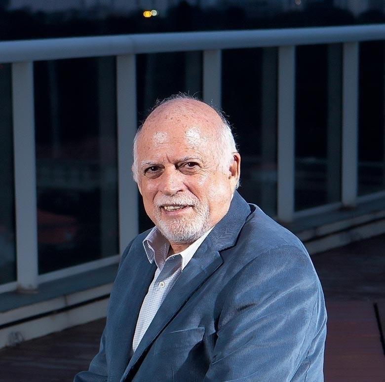 Jeffrey Abrahams, da Fesa Group (Foto: Fernando Martingo/Ed. Globo)