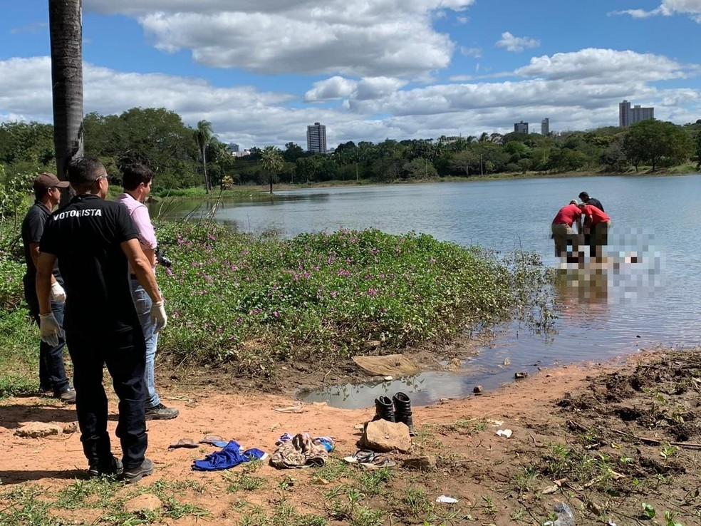 Dois meninos foram encontrados mortos em parque ecológico em Juazeiro do Norte  — Foto: Reprodução